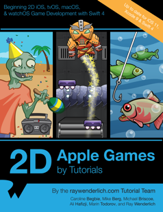 2D Apple Games